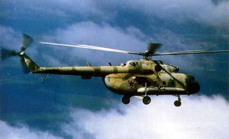 ...тем кто ушёл в Небо... Mi-8-7