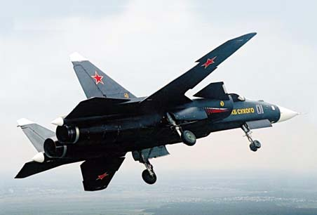 Su-47 (Cu-47) Savaş Uçağı Hakkında Bilgi