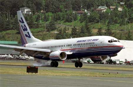 Boeing 737 32k